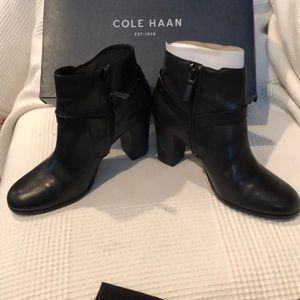 Cole Haan Shoes - Come Hann heeled Booties